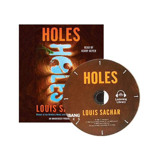 RL 4.6 : Holes (Audio CD)(도서 미포함)