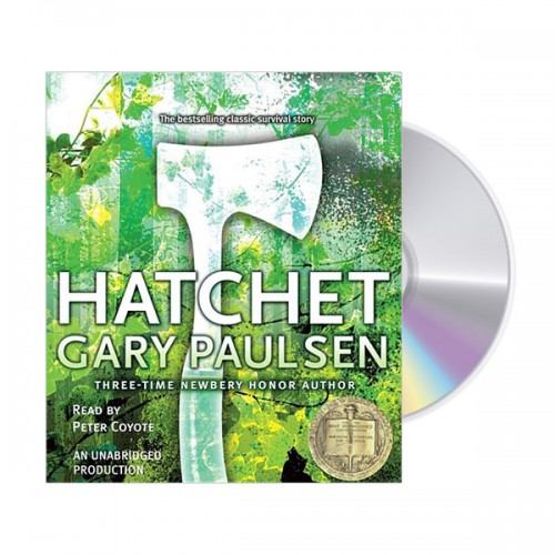 A Hatchet Adventure #01 : Hatchet (Audio CD) (도서미포함)