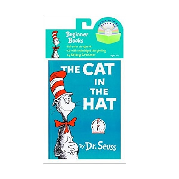 The Cat in the Hat (Book & CD)
