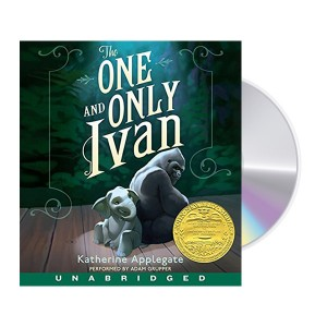 The One and Only Ivan CD (Audio CD)
