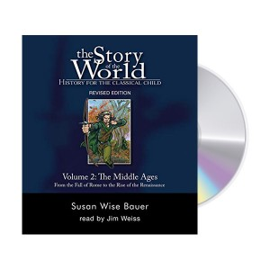 The Story of the World Volume 2 : The Middle Ages (Audio CD)