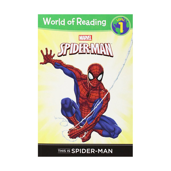 World of Reading Level 1 : This is Spider-Man (Paperback)