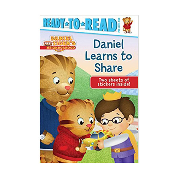 RL 1.1 : Ready To Read Pre :Daniel Learns to Share (Paperback)