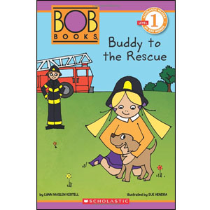 RL 1.1 : Scholastic Reader Level 1: BOB Books: Buddy to the Rescue (Paperback)