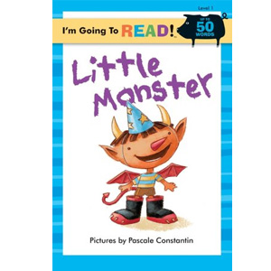 RL 1.2 : I'm Going to Read! Level 1 : Little Monster (Paperback)