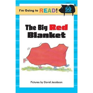 RL 1.2 : I'm Going to Read! Level 1 : The Big Red Blanket (Paperback)