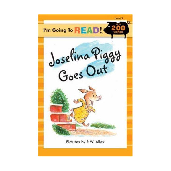 RL 1.2 : I'm Going to Read! Level 3 : Joselina Piggy Goes Out (Paperback)