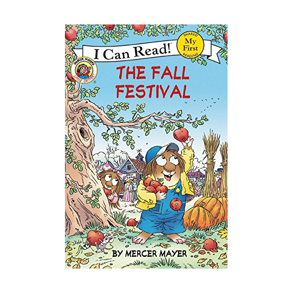 RL 1.2 : My First I Can Read : Little Critter : The Fall Festival (Paperback)