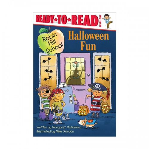 Ready To Read Level 1 : Robin Hill School : Halloween Fun (paperback)