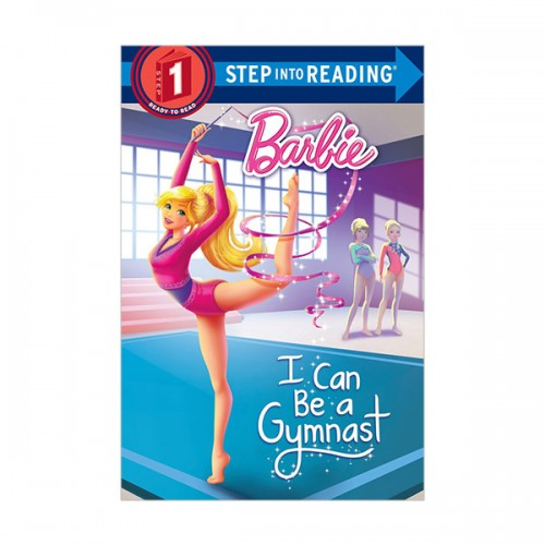 RL 1.2 : Step into Reading 1 : Barbie: I Can Be a Gymnast (Paperback)