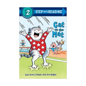 RL 1.2 : Step Into Reading 2 : Cat on the Mat (Paperback)