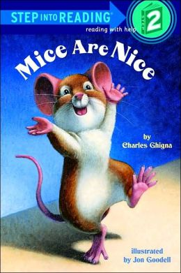 RL 1.2 : Step Into Reading 2 : Mice Are Nice (Paperback)