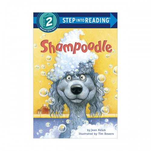 RL 1.2 : Step Into Reading 2 : Shampoodle (Paperback)