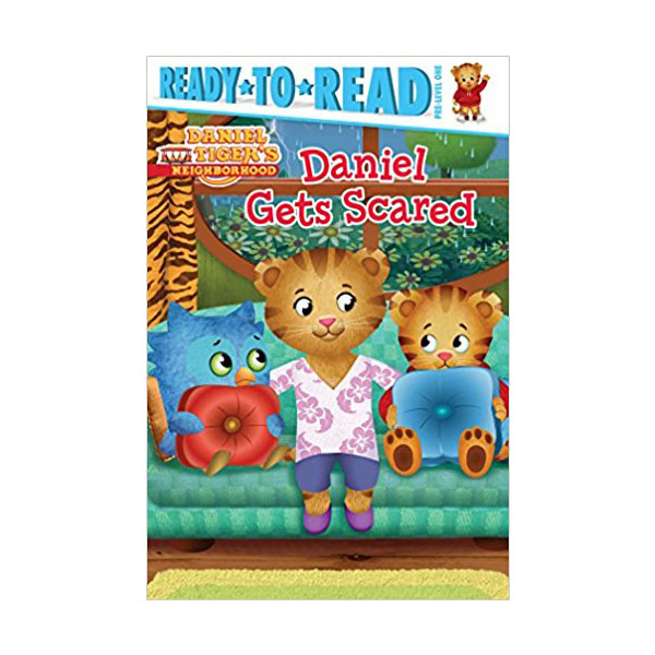 RL 1.3 : Ready To Read Pre : Daniel Gets Scared (Paperback)