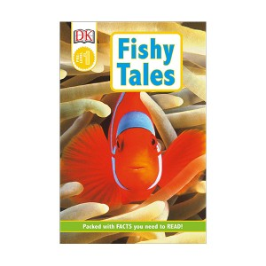 RL 1.4 : DK Readers Level Pre-Level : Fishy Tales (Paperback)