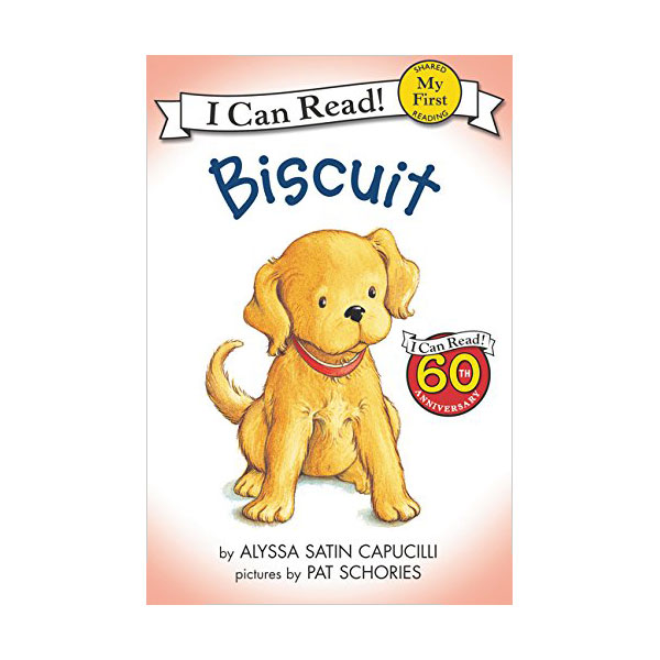 RL 1.4 : My First I Can Read : Biscuit (Paperback)