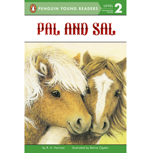 RL 1.4 : Puffin Young Readers Level 2 : Pal and Sal (Paperback)
