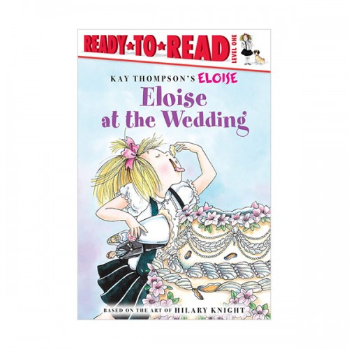 RL 1.4 : Ready To Read 1 : Eloise at the Wedding(Paperback)