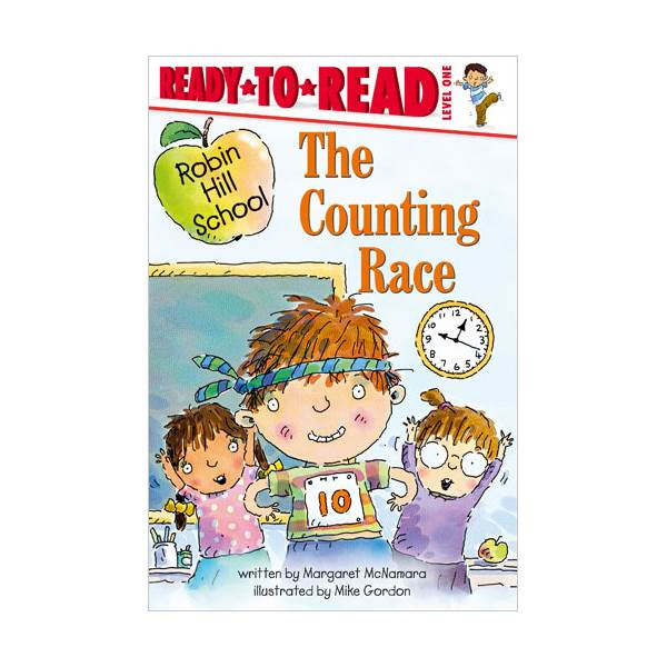 Ready To Read Level 1 : Robin Hill School : Counting Race (paperback)