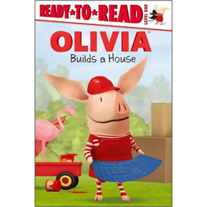 RL 1.4 : Ready to Read Level 1 : Olivia Builds a House (Paperback)