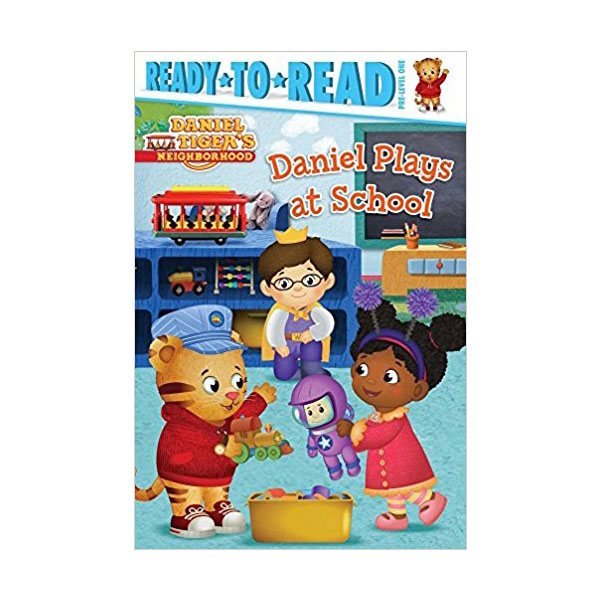 RL 1.4 : Ready To Read Pre : Daniel Plays at School (Paperback)