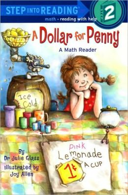 RL 1.4 : Step Into Reading 2 : A Dollar for Penny (Paperback)