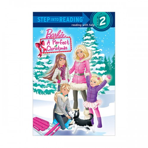 RL 1.4 : Step into Reading 2 : Barbie : A Perfect Christmas (Paperback)