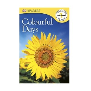 DK Readers Level Pre-Level : Colorful Days (Paperback)