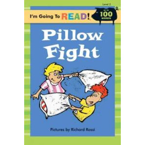 RL 1.5 : I'm Going to Read! Level 2 : Pillow Fight (Paperback)