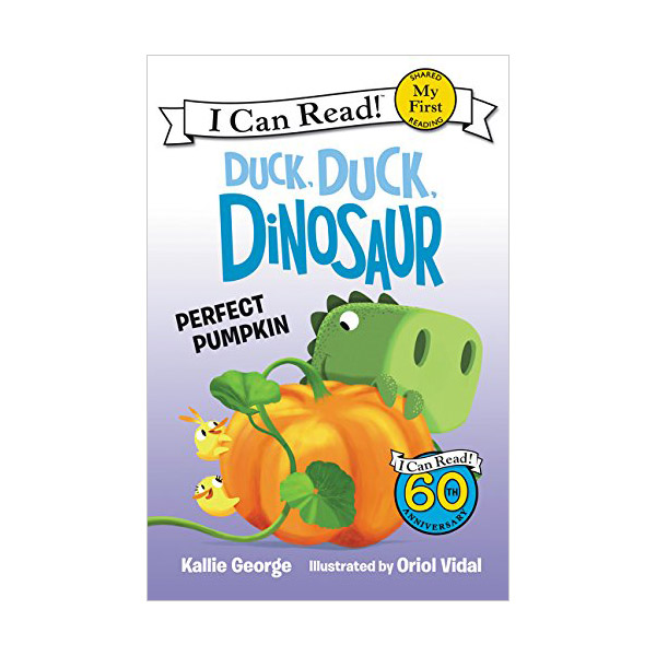 RL 1.5 : My First I Can Read : Duck, Duck, Dinosaur : Perfect Pumpkin (Paperback)