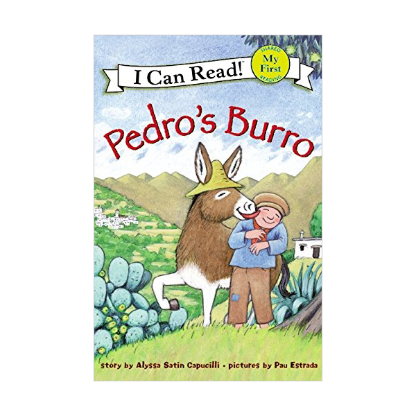 My First I Can Read : Pedro's Burro (Paperback)