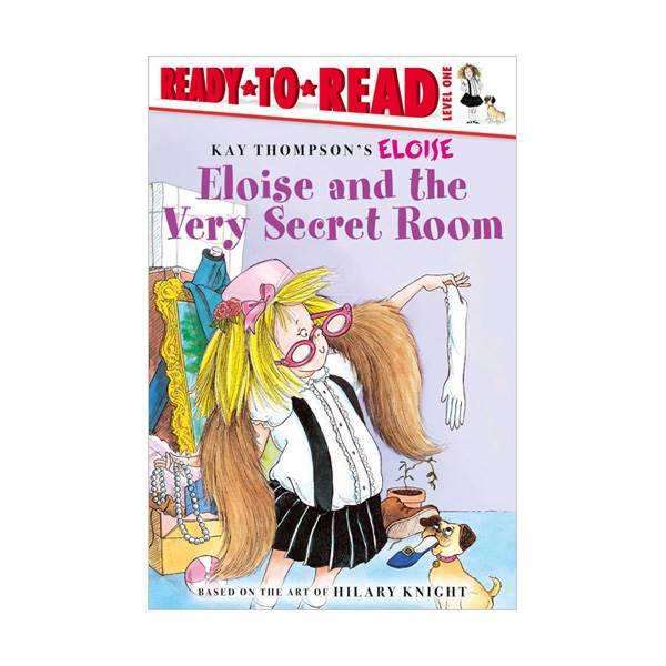 RL 1.5 : Ready To Read 1 : Eloise and the Very Secret Room(Paperback)