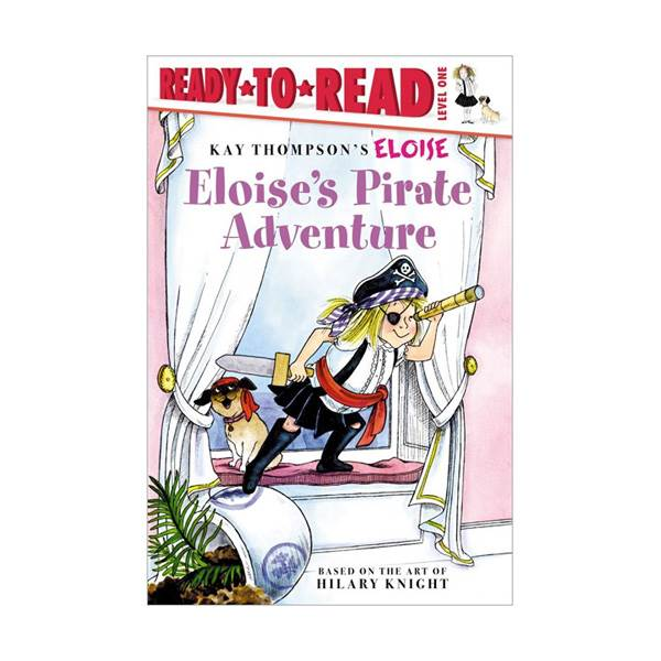 RL 1.5 : Ready To Read 1 : Eloise's Pirate Adventure(Paperback)