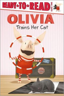 RL 1.5 : Ready to Read 1 : Olivia Trains Her Cat (Paperback)