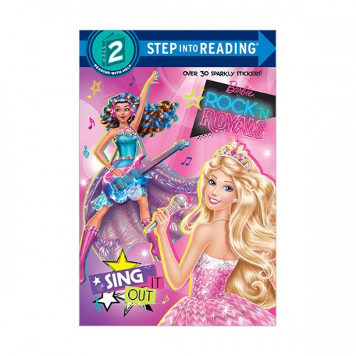 RL 1.5 : Step into Reading 2 : Barbie : Sing It Out (Paperback)