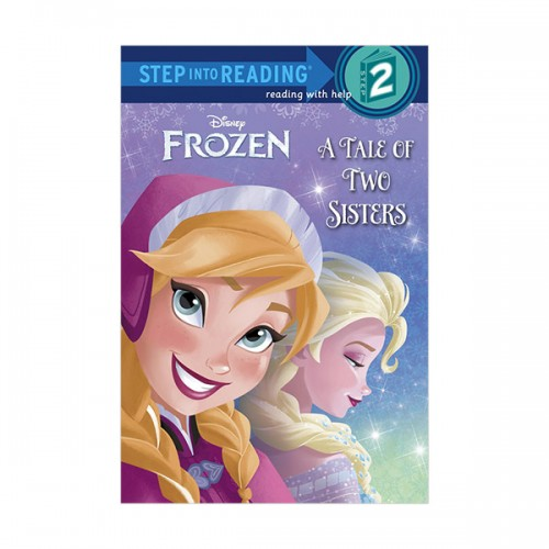 Step Into Reading 2 : Disney Frozen : A Tale of Two Sisters (Paperback)