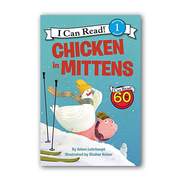 I Can Read 1 : Chicken in Mittens (Paperback)