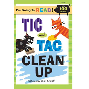 RL 1.6 : I'm Going to Read! Level 2 : Tic and Tac Clean Up (Paperback)