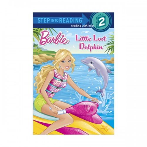 RL 1.6 : Step into Reading 2 : Barbie : Little Lost Dolphin (Paperback)