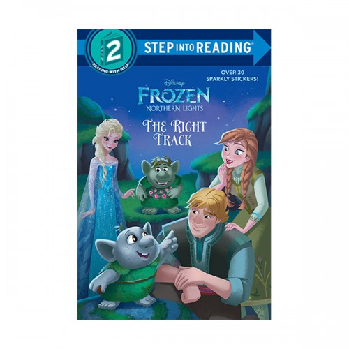 Step into Reading Step 2 : Disney Frozen: The Right Track (Paperback)
