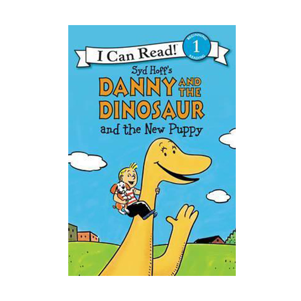 RL 1.7 : I Can Read Level 1 : Danny and the Dinosaur and the New Puppy (Paperback)
