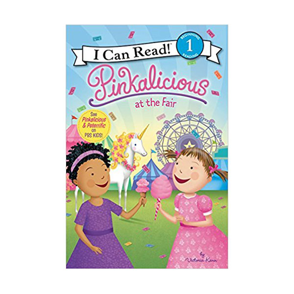 I Can Read 1 : Pinkalicious at the Fair (Paperback)