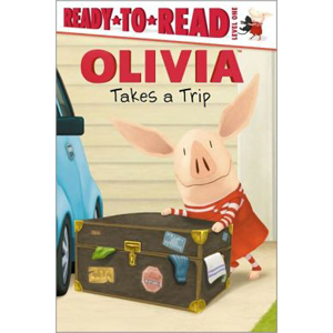 RL 1.7 : Ready to Read Level 1 : Olivia Takes a Trip (Paperback)