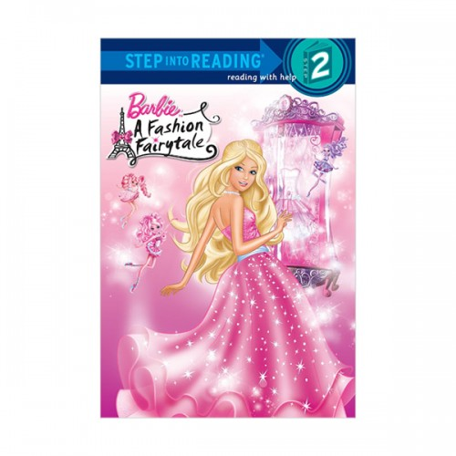 RL 1.7 : Step into Reading 2 : Barbie : A Fashion Fairytale (Paperback)