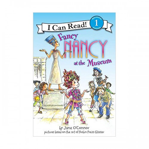 I Can Read Book Level 1 : Fancy Nancy at the Museum (Paperback)