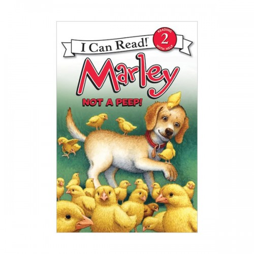 I Can Read Book Level 2 : Marley : Not a Peep! (Paperback)