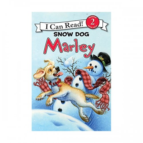 I Can Read Book Level 2 : Marley : Snow Dog (Paperback)