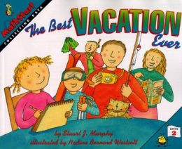 RL 1.8 : MathStart 2 Series : The Best Vacation Ever : Collecting Data (Paperback)