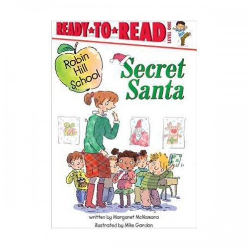 Ready To Read Level 1 : Robin Hill School : Secret Santa (Paperback)