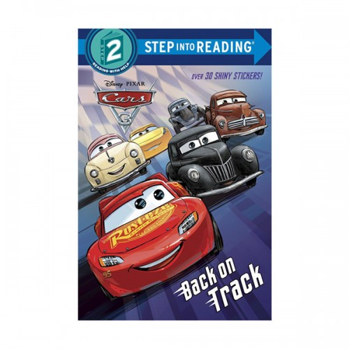 Step into Reading 2 : Disney/Pixar Cars 3 : Back on Track (Paperback)